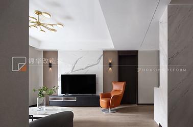 现代简约-lols10外围平台寰宇天下-三室两厅-140平-装修效果实景图