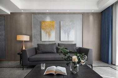 现代风格-华府庄园-四室两厅-148平-装修实景效果图