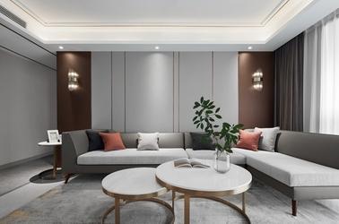 现代风格-太平洋城中城-四室两厅-143平-装修实景效果图