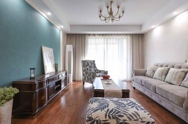 小美风格-瑜憬湾-三室两厅-115平-装修实景效果图
