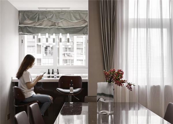 现代风格-红星国际-四室两厅-130平-装修实景效果图