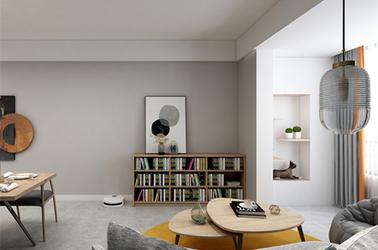现代简约-lols10外围平台凤凰熙岸-94平-三室一厅-装修效果图