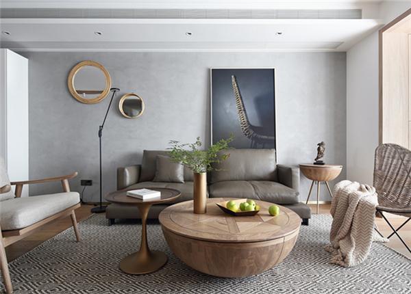 现代风格-九龙仓御玺-三室两厅-143平-装修实景效果图