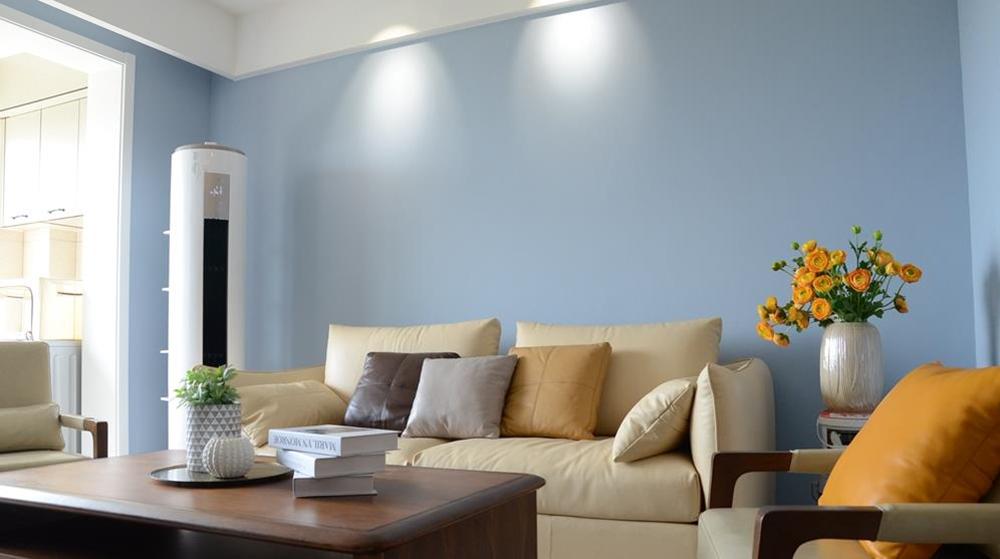 现代简约风格-融创熙园-三室两厅-89平-装修实景效果图