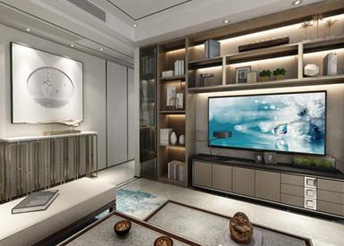 现代风格-茂业豪园-四室两厅-250平-装修效果图