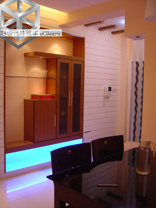 太阳城装修-三室两厅-现代简约