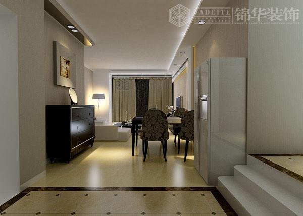 阿尔卡迪亚装修-三室两厅-现代简约