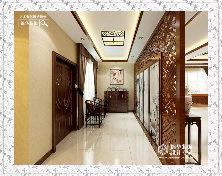 独栋别墅 新中式装修-跃层复式-新中式