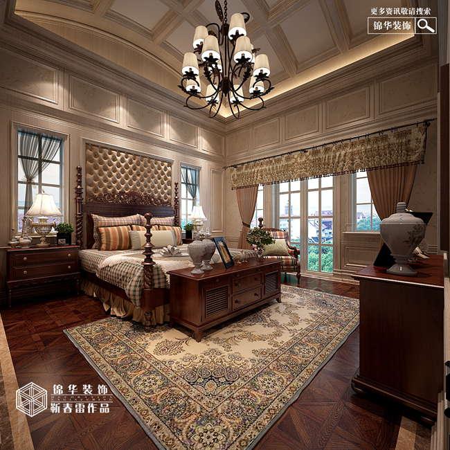 檀香山欧式+古典风格装修-别墅图片大全-欧式古典风格