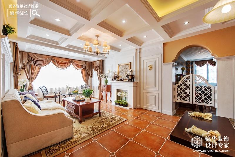 棕榈湾样板房东南亚风格