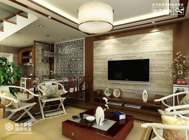 锦绣滨湖   中式风格