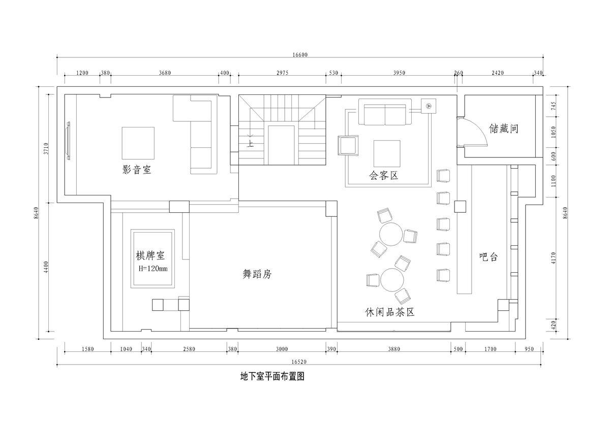 檀香山 现代简约风格装修-三室两厅-现代简约