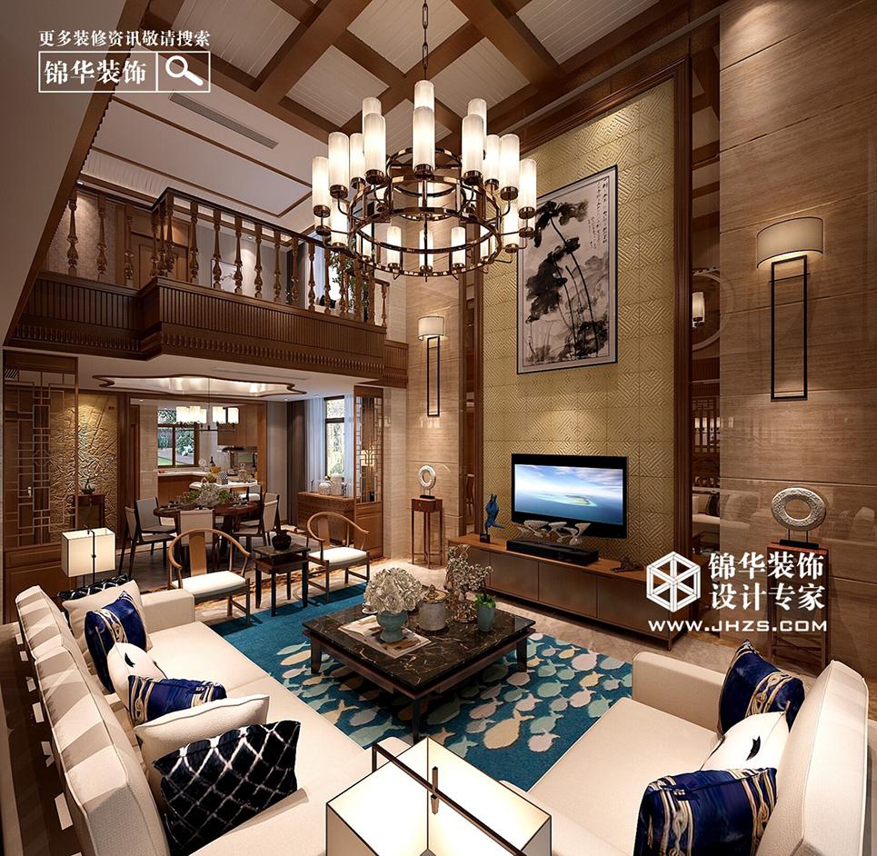 美式新古典-嘉慧园-别墅-户型欣赏