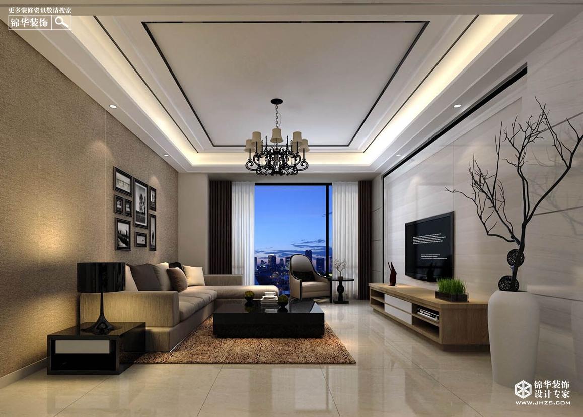 东方润园  235㎡  现代风格