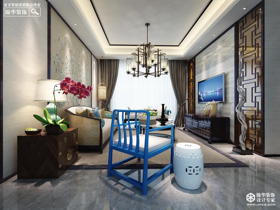 东方润园  179㎡  新中式风格
