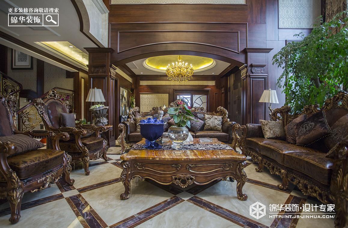 沛县   380㎡   新古典风格