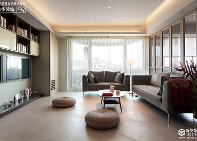 现代简约-天山绿洲-四室两厅-165㎡
