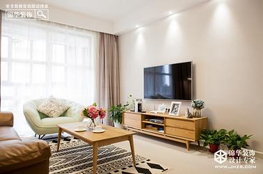 云龙湖悦府-日系北欧-120平米-三室两厅