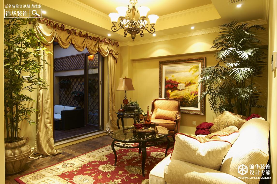 牛山公寓装修-别墅-欧式古典