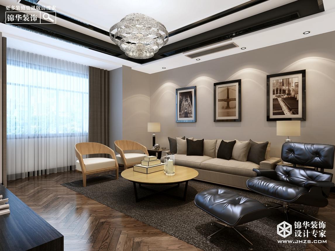 风尚米兰二期3号楼  170㎡  现代风格