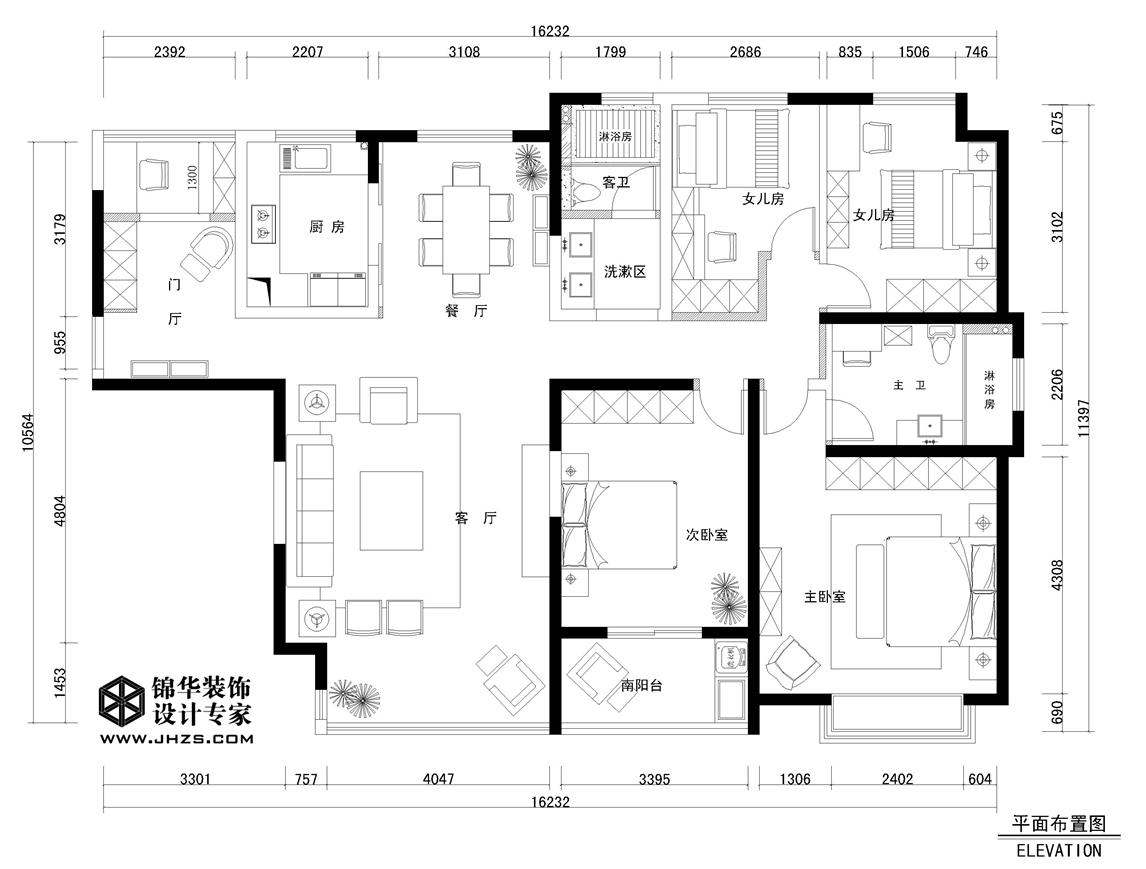 180平米别墅户型图140平米别墅设计  140平方两层屋设计图_140平方两
