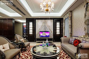 新古典-檀香山别墅-五室四厅-550㎡