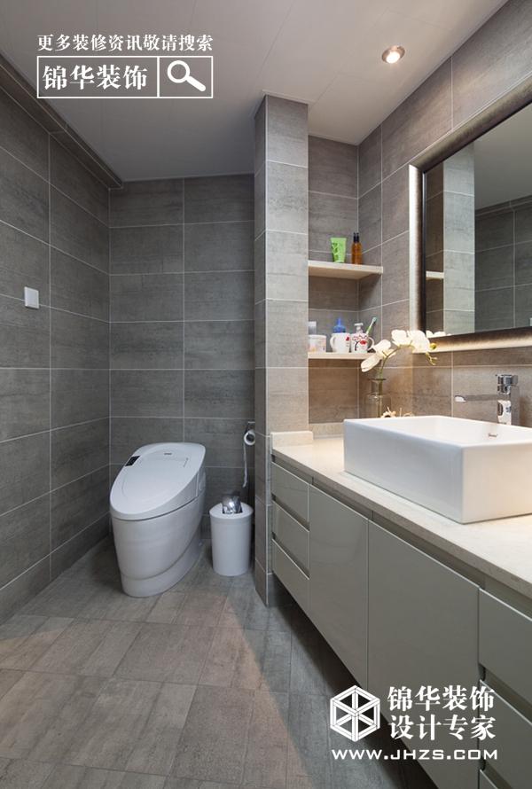 现代简约风格-沛县金地御园-三室两厅-160平米-装修实景效果图装修-三室两厅-现代简约