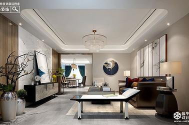 现代中式-风尚米兰-四室两厅-173㎡