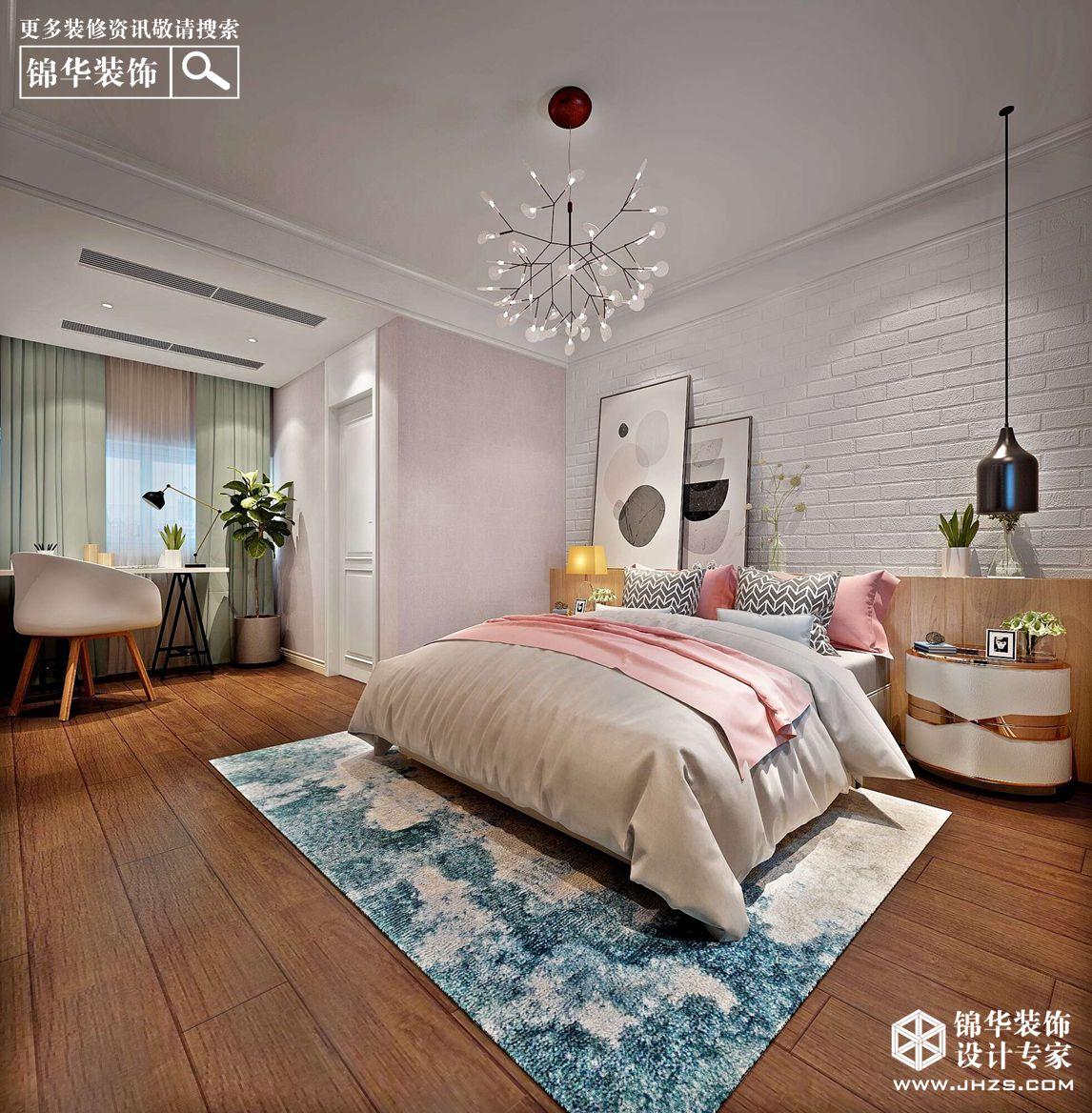 新中式-苏宁尊悦府邸-三室两厅-157㎡装修-三室两厅-新中式