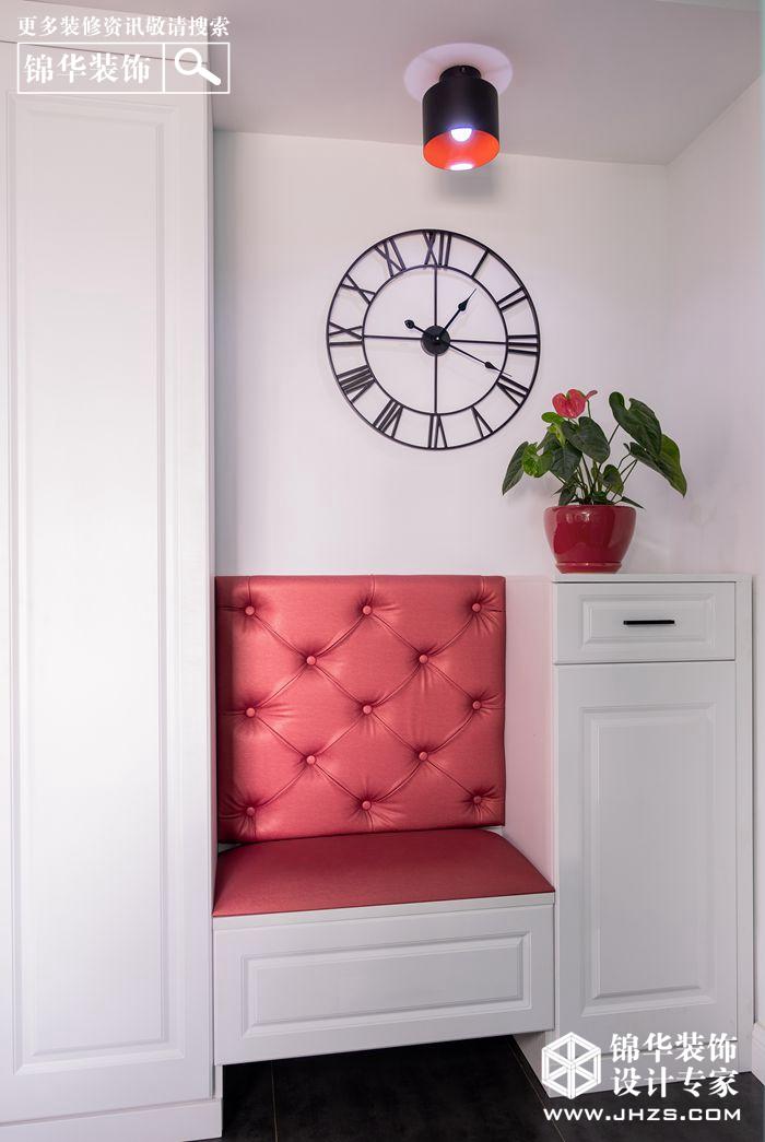 紫金东郡140㎡现代简约风格装修-三室两厅-现代简约