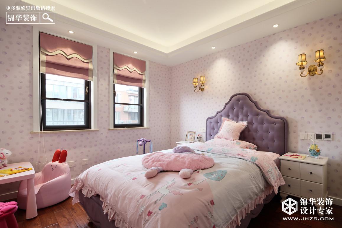 143㎡简美风格装修实景装修-四室两厅-简美