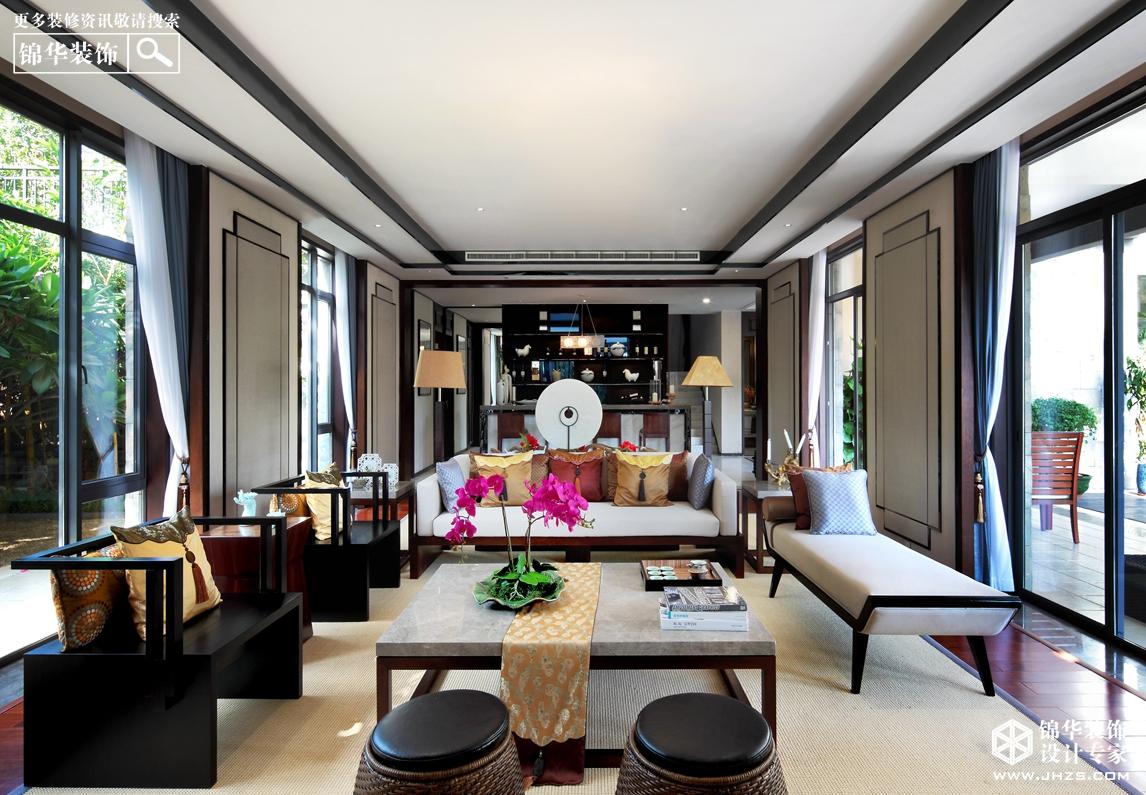 700㎡新中式风格别墅