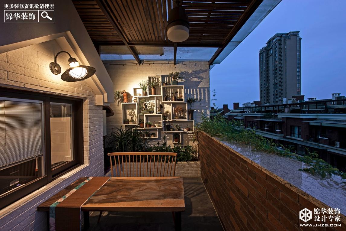 300㎡新中式风格别墅实景