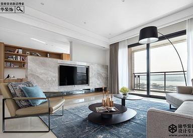 现代简约-绿地璀璨天城-三室一厅-135㎡