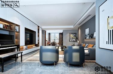 现代简约-天骄世家-四室两厅-190㎡