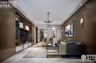 现代简约-紫薇公馆-三室一厅-190㎡