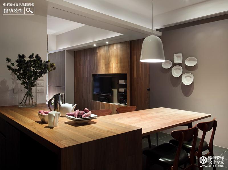 现代简约-滨湖花园-四室两厅-170㎡装修-四室两厅-现代简约