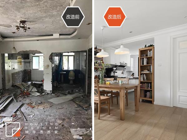 旧房改造装修流程  ▎徐州老房翻新注意事项