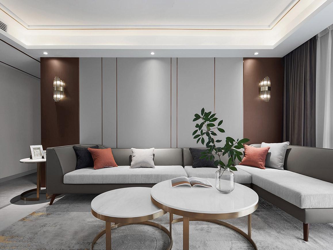 现代风格-太平洋城中城-四室两厅-143㎡