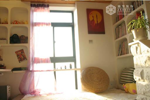 中茵海华装修-两室一厅-地中海
