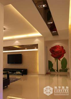 明珠苑装修-三室两厅-现代简约