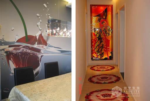 中茵海华装修-三室两厅-现代简约