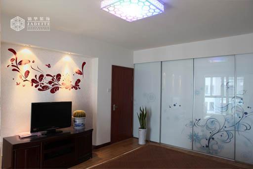 水岸之简装修-三室两厅-现代简约