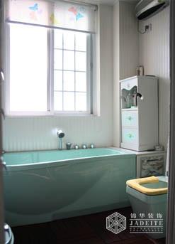 紫辰公寓装修-两室两厅-美式田园