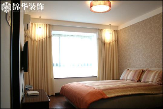 紫薇花园装修-两室两厅-现代简约