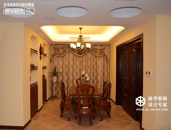 回归自然装修-两室两厅-欧式古典