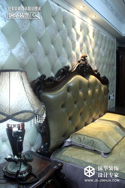 典雅的优美装修-大户型-欧式古典