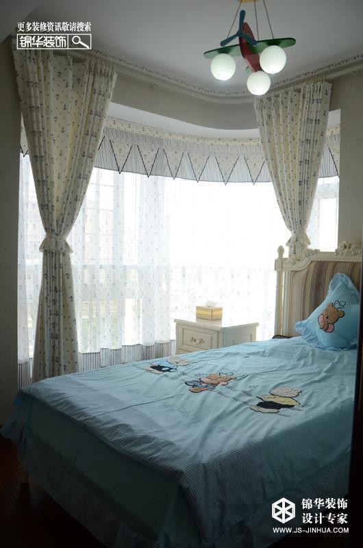 钱江方洲--雅典乐章装修-三室两厅-欧式古典