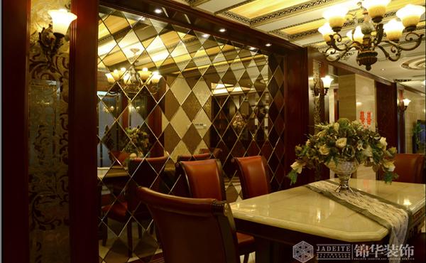 悦达东园-真正的贵族之旅装修-大户型-新古典