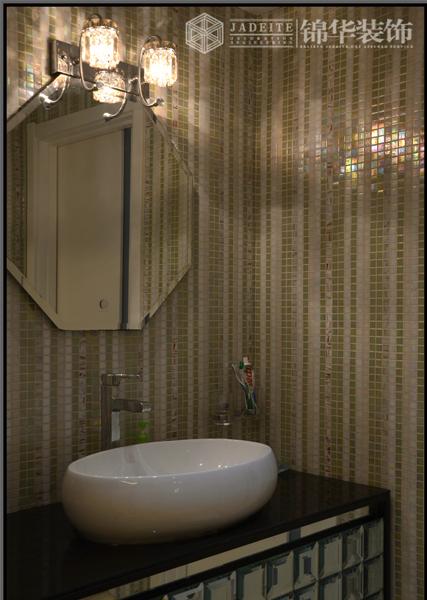 素净淡泊,清风拂面装修-三室两厅-现代简约